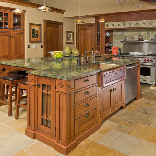 Jay Rambo Kitchen Cabinets: Our 50 Best Craftsman Home Design Ideas & Remodeling