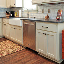 Partial Overlay Cabinetry Comeback!!!