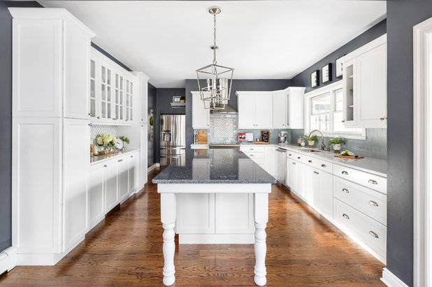Transitional Kitchen by Kitchen Magic