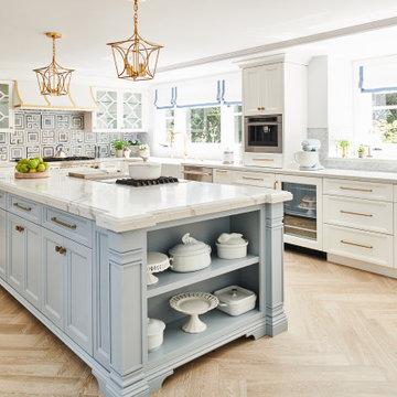 Pasadena Showcase House Kitchen 2019