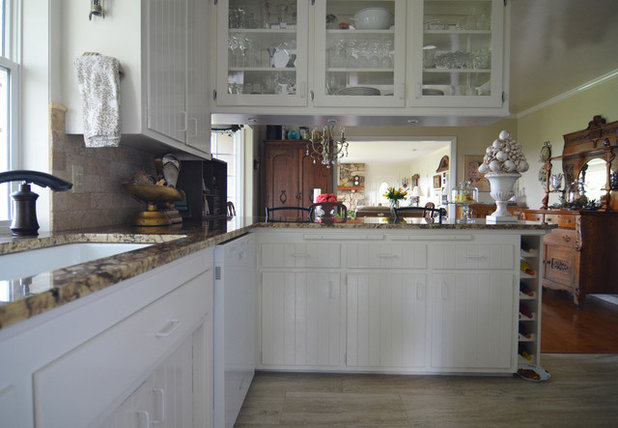 My Houzz History And Charm Infuse A California Hilltop Home