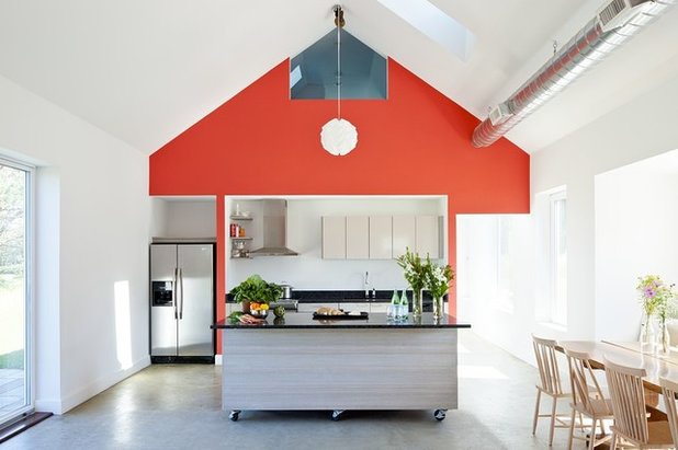Country Cucina by ZeroEnergy Design