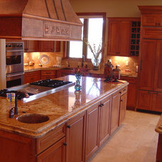 Traditional Kitchen by Coggin Brothers, Inc.