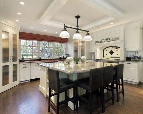 Kitchen Designs With Islands And Pantry pantry island | houzz