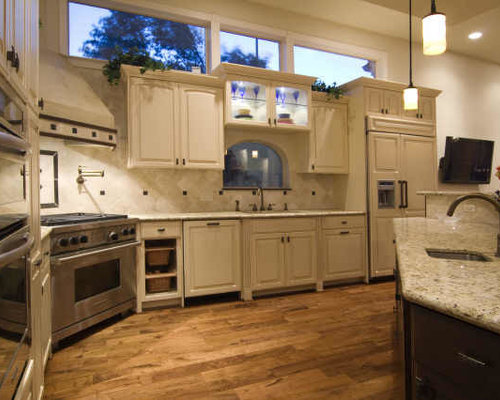 Victorian Galley Eat In Kitchen Design Ideas Renovations Photos