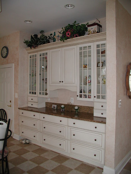 Traditional Kitchen by The 3/15 Group, LLC
