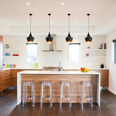 Contemporary Kitchen by Sarah Burrows Design
