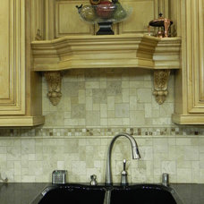 Traditional Kitchen Cabinets by Whitis Cabinet Design Center