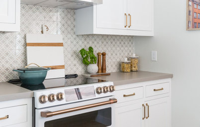 9 Ways to Get Low-Maintenance Kitchen Cabinets