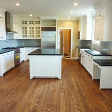 Eclectic Kitchen by Will Pro Construction