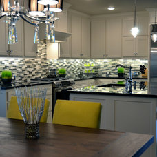Contemporary Kitchen by Kevin Twitty- IBB Designer