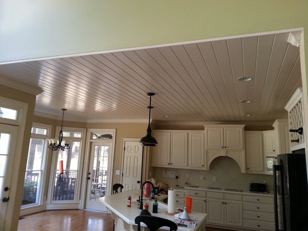 Traditional Kitchen by Built in better LLC.