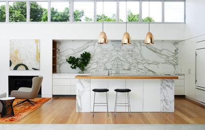 Focus Matière : Le marbre blanc, le nouvel IT matériau ?