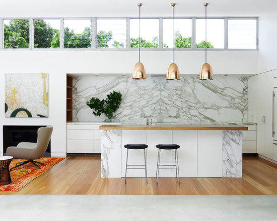 high-end kitchen design | houzz