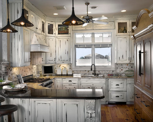 Shell Backsplash Ideas, Pictures, Remodel and Decor