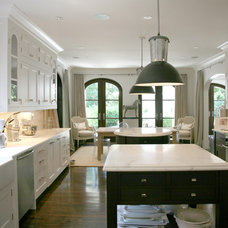 Traditional Kitchen by The Belding Group, Inc