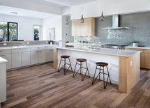 Love the flooring! what type of wood is that?