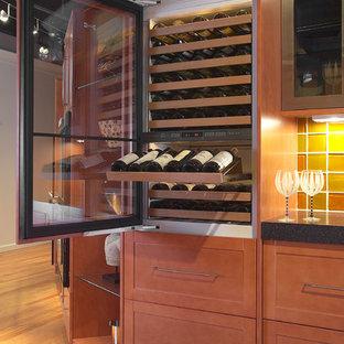 Pearwood wine storage