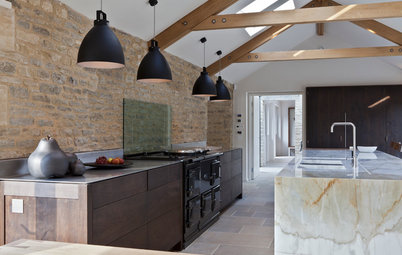 Houzz Tour: A Characterful Barn Conversion Gets a Clever Extension
