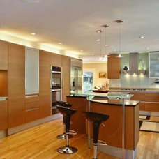 Modern Kitchen Cabinets by ITALIAN KITCHEN CABINETS IN SAN DIEGO
