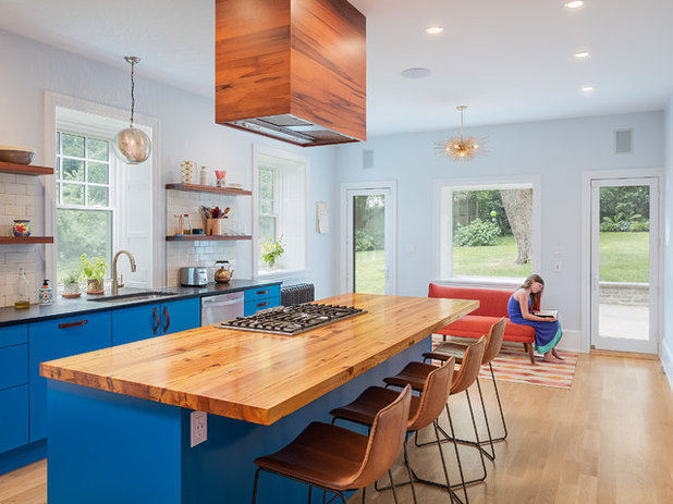 Marvelous Contemporary Kitchen by Osborne Construction