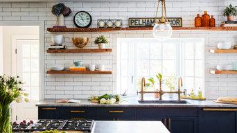 Pelham Manor Farm Kitchen