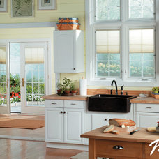 Traditional Kitchen by Pella Windows and Doors