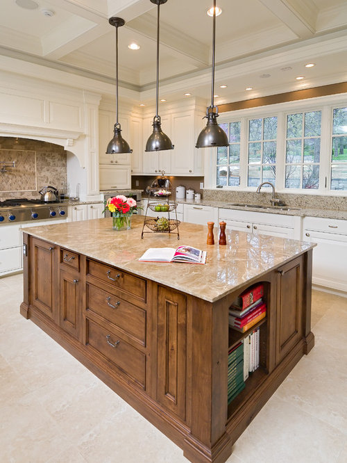 Dover White Cabinet Ideas, Pictures, Remodel and Decor