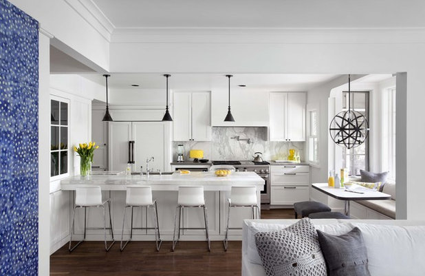 Traditional Kitchen by Tim Cuppett Architects