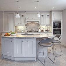 Contemporary Kitchen by Noel Dempsey Design