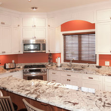 Traditional Kitchen by HomeScapes