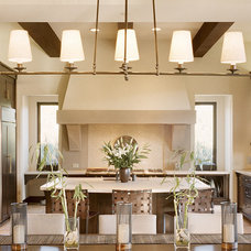 Mediterranean Kitchen by BCV ARCHITECTS