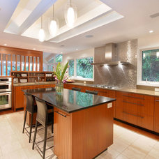 Contemporary Kitchen by Bluebell Kitchens