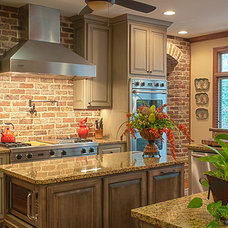 Traditional Kitchen by Penny Bowen Designs