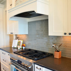 Traditional Kitchen by Sprague Construction