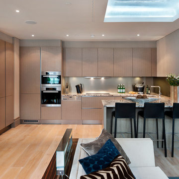 Penthouse Apartment at 'The Verge', Dering Street, W1