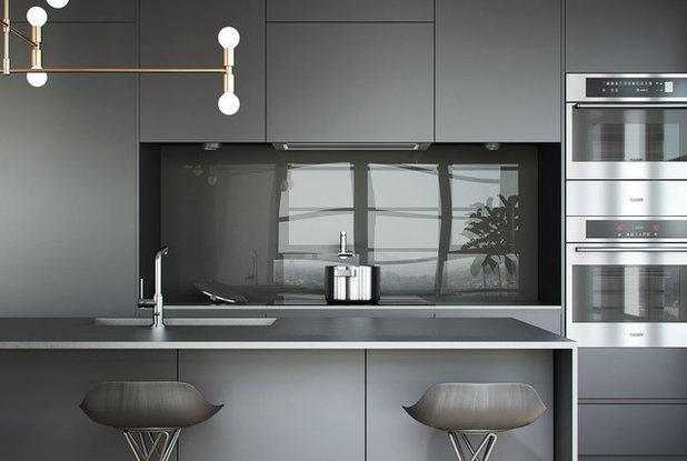 Modern Kitchen by MXMA Architecture & Design