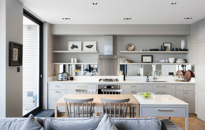10 Ways to Rev Up a Neutral Kitchen