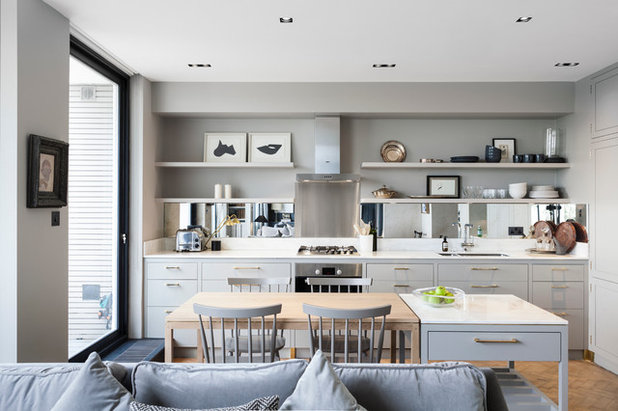 Contemporary Kitchen by Nathalie Priem Photography