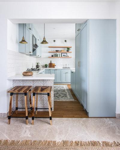 Contemporary Kitchen by Sunita Yogesh Studio