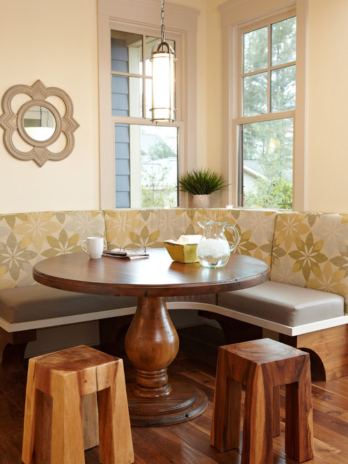 Curved Banquette Ideas Ideas, Pictures, Remodel and Decor