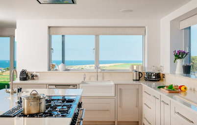 Houzz Tour: An Open-plan Retreat in Cornwall With a Modern Coastal Mood