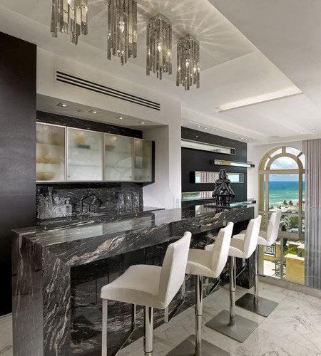 Pepe Calderin Design- Hollywood Beach Penthouse- Miami