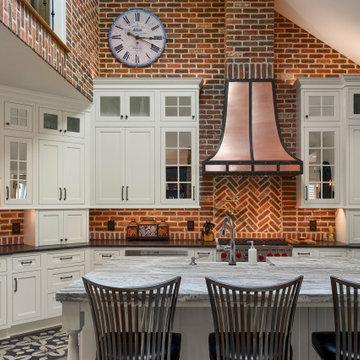 Peppermill & Englishpub Thin Brick Kitchen - North Carolina