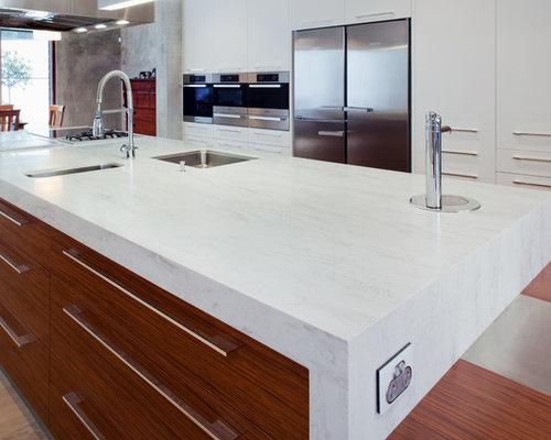 Composite Kitchen Countertops : ... Kitchen Design Ideas, Renovations & Photos with Composite Countertops