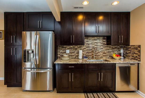 Contemporary Kitchen by NOVA Design