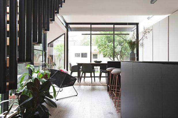 モダン キッチン by Rara Architecture and Interior Design