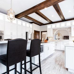 75 Most Popular Kitchen With Quartz Countertops Design Ideas For