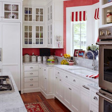 Traditional Kitchen by DeStefano Architects