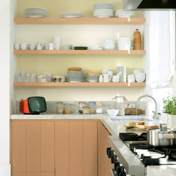 Perfectly Practical Shelving